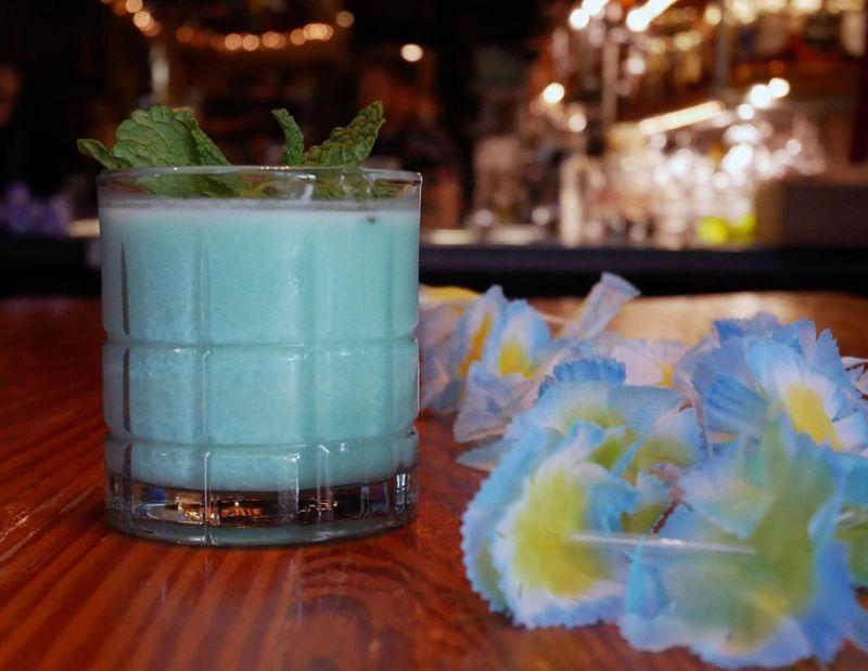 Tropical Slushie Cocktails