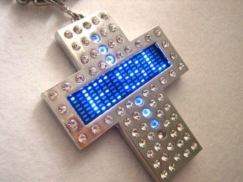 Jesus Loves... LEDs?