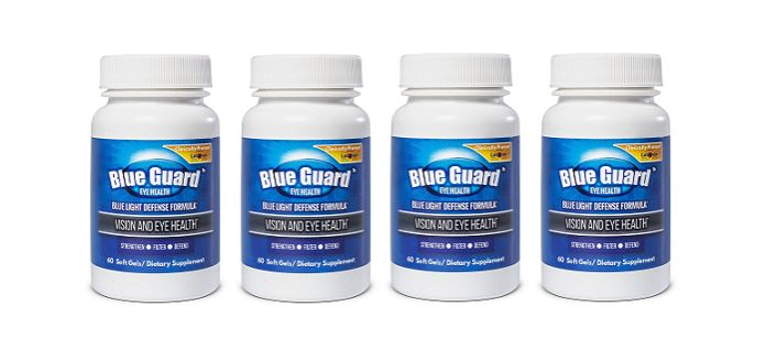Eye Strain-Preventing Supplements