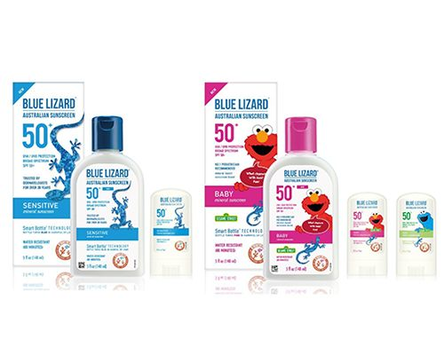 Reef-Safe Mineral Sunscreens