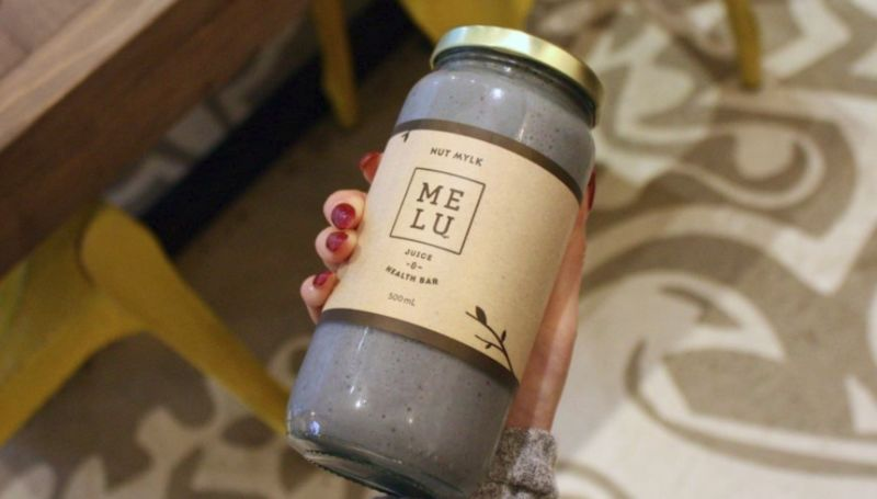 Cashew-Based Algae Milks