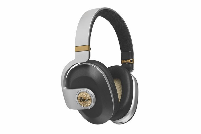 Noise-Cancelling Amp Headphones