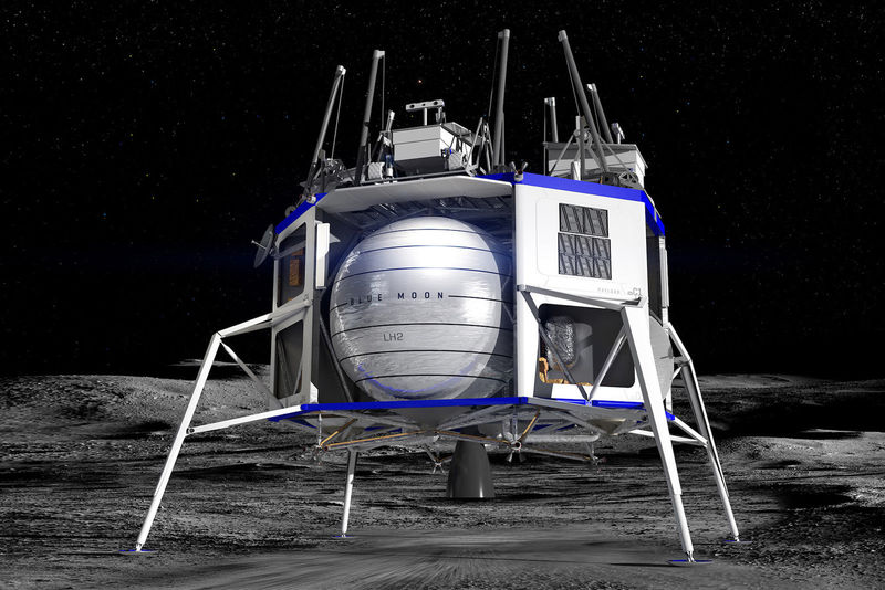 Lunar Lander Design Collaborations