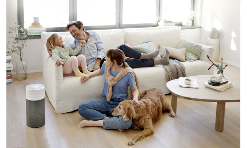 One-Button Air Purifiers