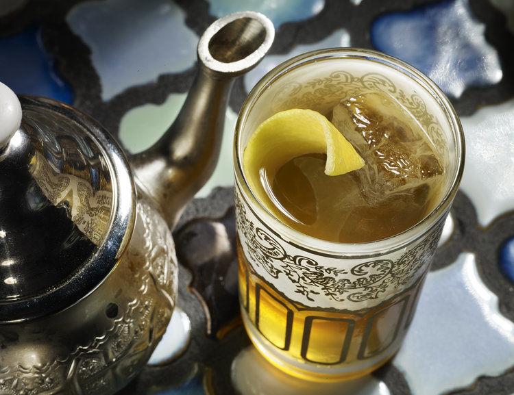 Tea-Based Cocktail Bars