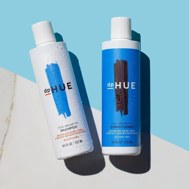 Color-Correcting Blue Shampoos