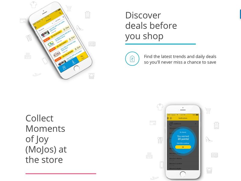 Shopper-Rewarding Retail Apps