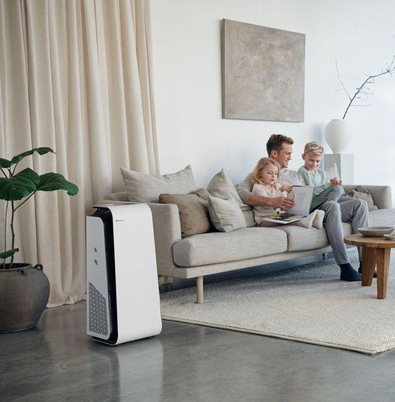Virus-Capturing Air Purifiers