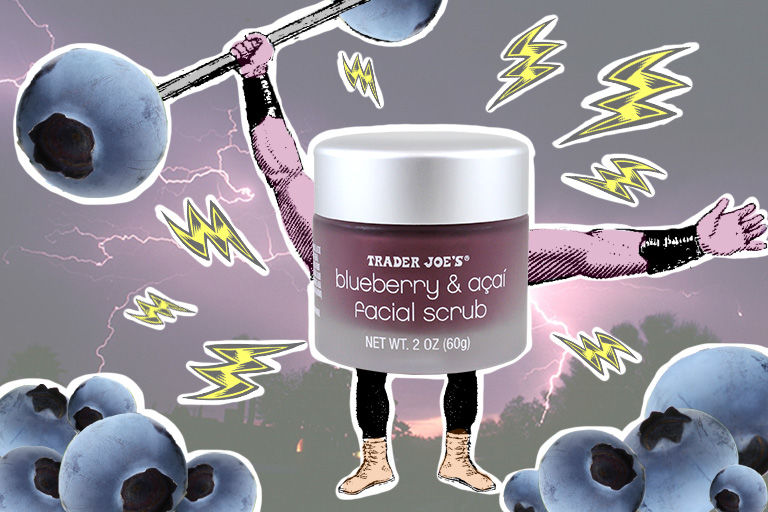 South American Superfood Scrubs