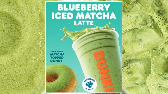 Fruity Matcha Coffee Drinks