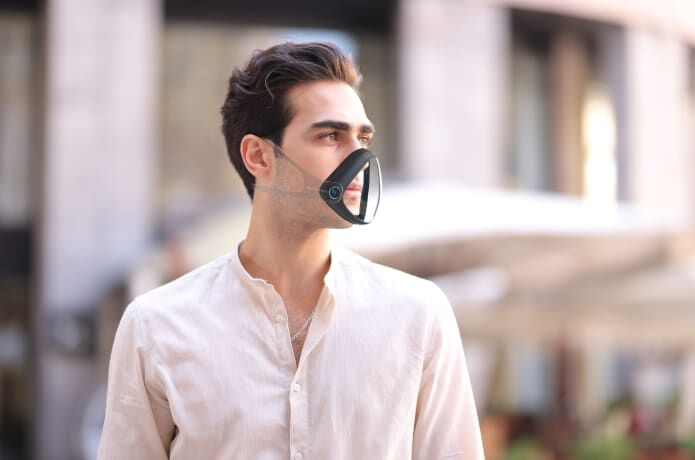 Powered Ventilation Face Masks