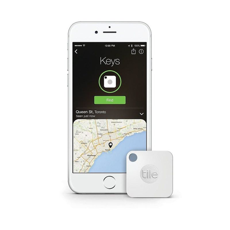Item-Tracking Devices