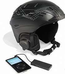 Bluetooth Headgear Brings Cool To Slopes