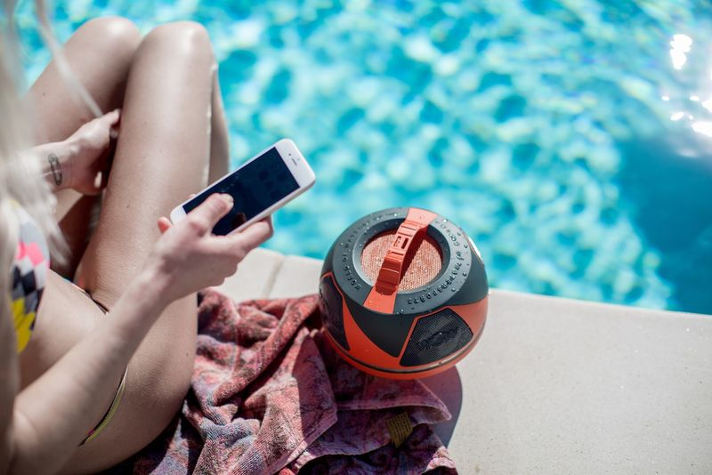 Durable Waterproof Pool Speakers