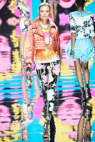Andy Warhol Fashion Style