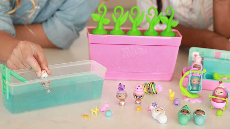 Sprouting Baby Collectibles