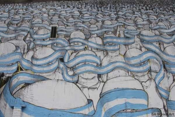 Patriotic Street Art