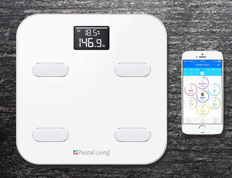 Intelligent BMI Scales