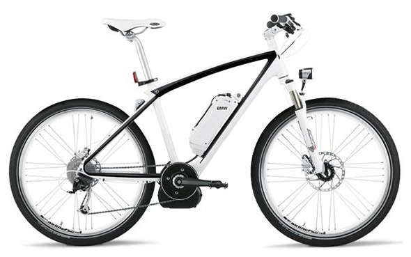 Computerized Electric Bicycles