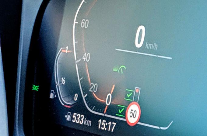 Traffic-Signal Reading Cars