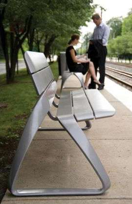 Super Slick Street Furniture