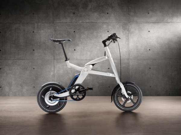 Luxury Electric Bikes