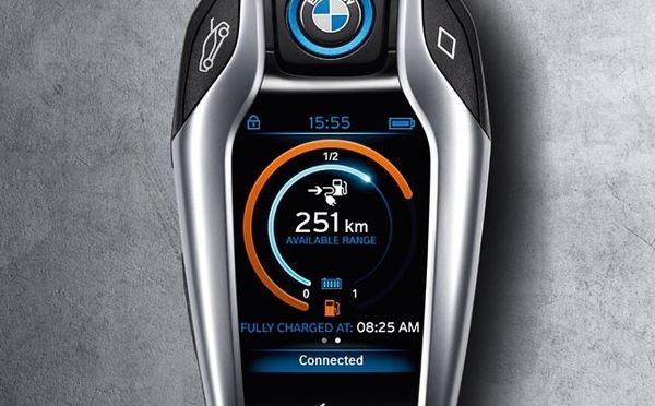 Car-Monitoring Key Fobs