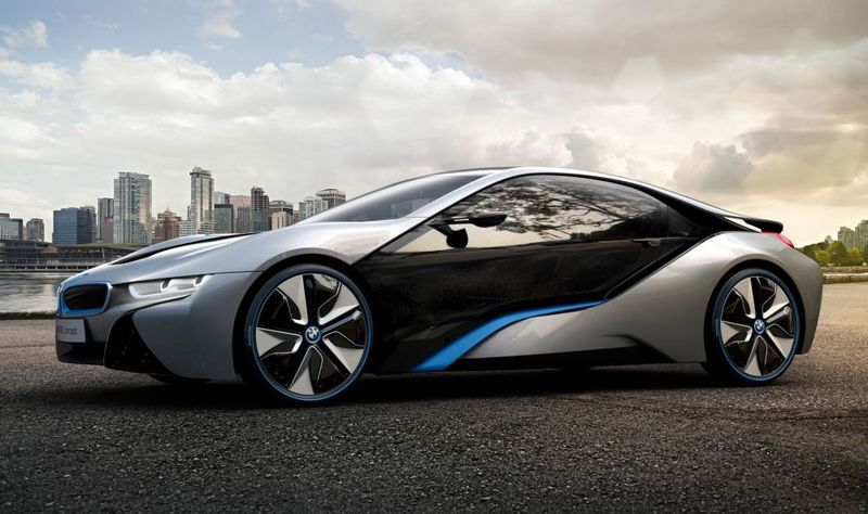 Gesture Control Vehicles Bmw I8 Spyder
