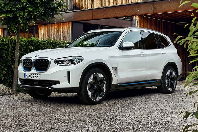 Quick-Charge Electric SUVs