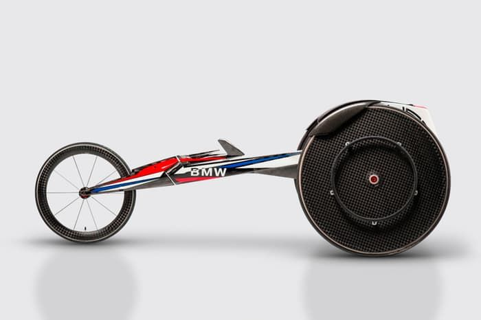 Aerodynamic Racing Wheelchairs