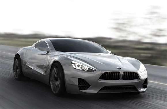Bmw M9 Concept >> Sleek Charcoal Cars: Iulian Bumbu Designs the BMW SX Concept