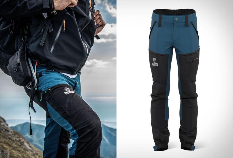 Breathable Weatherproof Hiker Pants