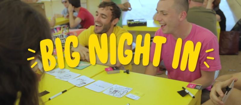 Bookable Board Game Events