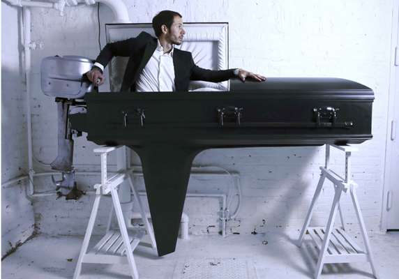 Watercraft-Inspired Caskets
