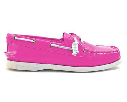 Bright Boating Shoes