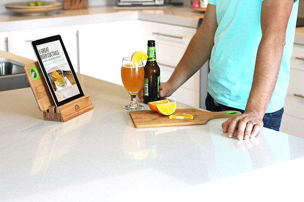 Bottle Opener Chopping Boards