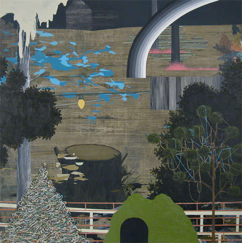 Placid Wilderness Paintings