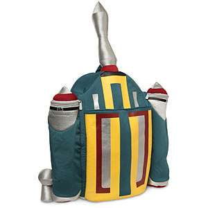 Rocket-Launching Knapsacks