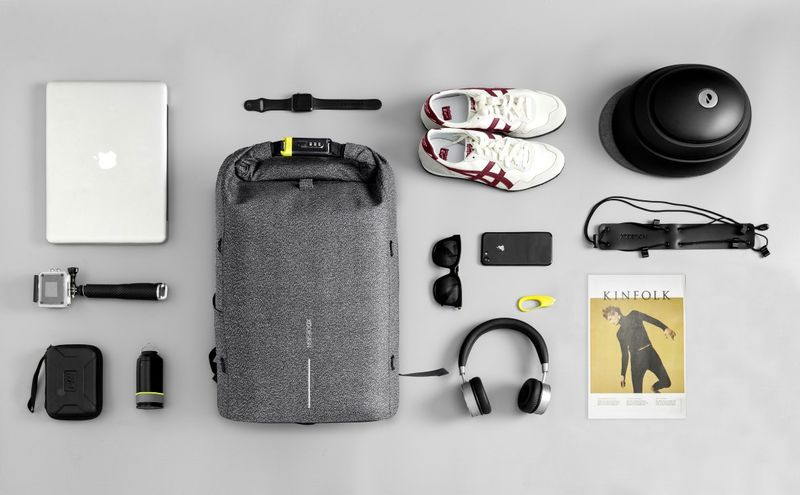 Ultra-Secure Commuter Backpacks