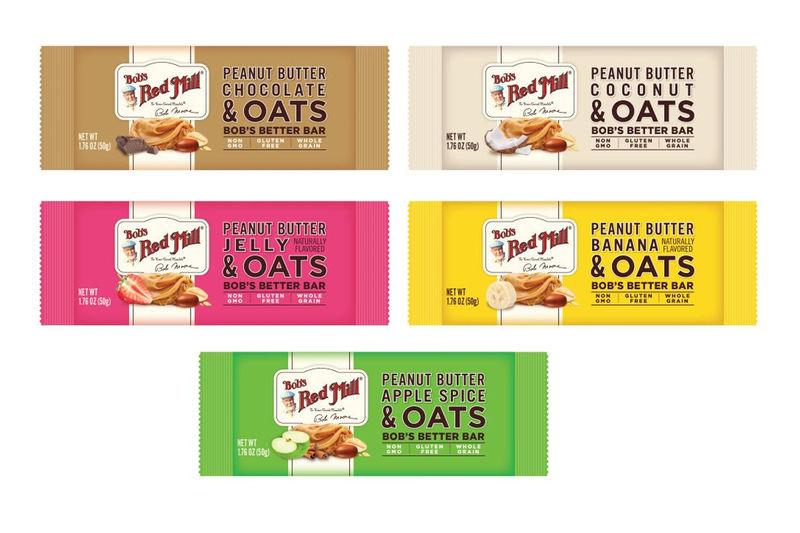 Peanut Butter Oat Bars