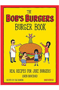 Cartoon-Themed Cookbooks