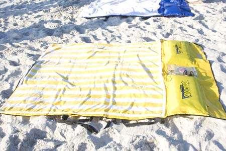Cushy Beach Blankets