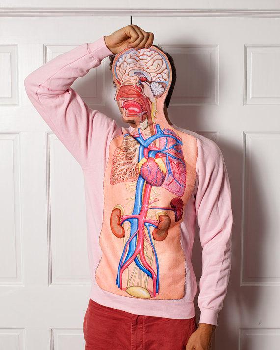 Anatomically Correct Sweatshirts