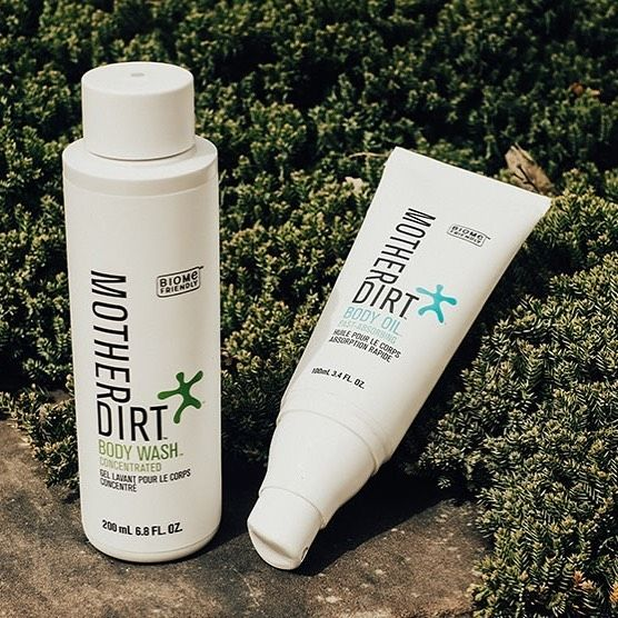 Biome-Friendly Body Products