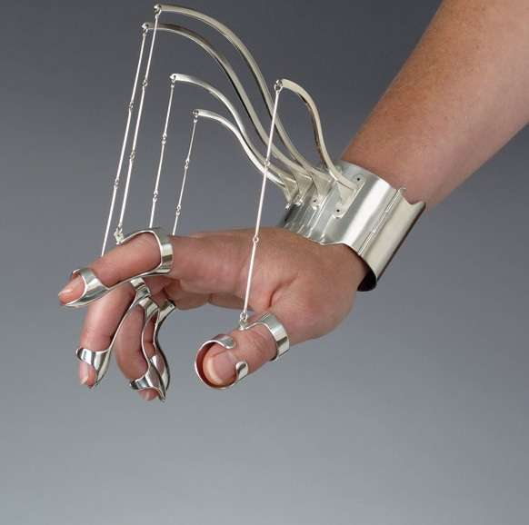 Wearable Aluminum Sculptures