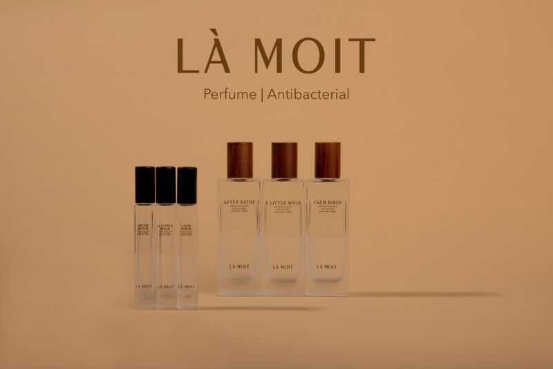 Antibacterial Body Perfumes