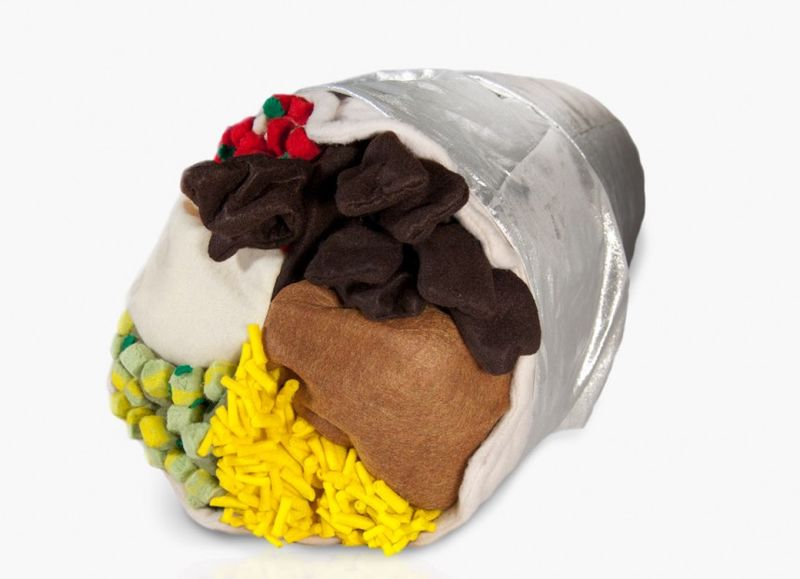 Giant Burrito Pillows