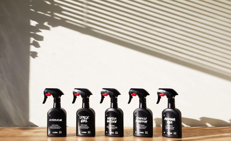Limited Edition Body Sprays