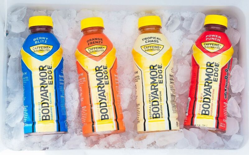 Naturally Caffeinated Sports Drinks