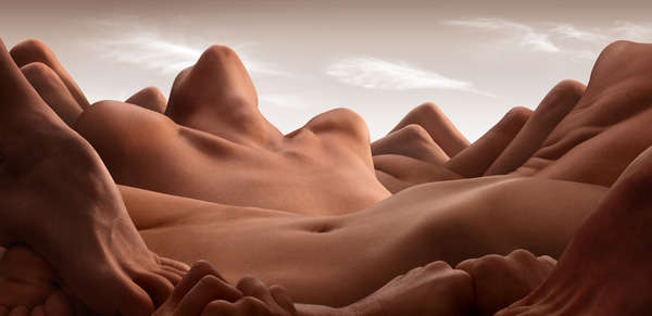 Human Landscape Photography